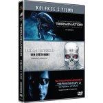 Kolekce: Trilogie Terminátor 1. - 3. DVD