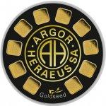 Argor Heraeus SA Zlatý slitek Gold Seed 10 x 1 g