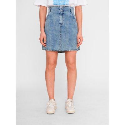 Noisy May džínová sukně Ashley modrá