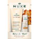 Nuxe Reve de Miel Hand And Nail Cream 30 ml Reve de Miel Hand And Nail Cream + 4 g Reve de Miel Lip moisturizing Stick Krém na ruce a nehty dárková sada