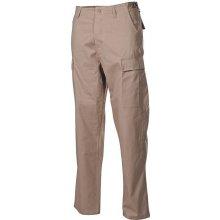 Kalhoty BDU-RipStop béžové