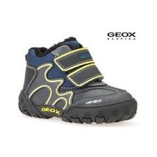 Geox B GULP B BOY ABX NAVY YELLOW cf40a67553