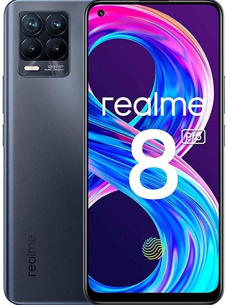 Realme 8 Pro 6GB/128GB na Heureka.cz