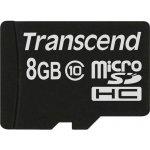 Transcend microSDHC Class 10 8GB TS8GUSDC10