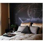 GEKKOFIX 10009 tabulová tapeta samolepící tapety Samolepící fólie tabulová černá 45 cm x 15 m