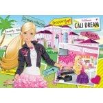 Dětské puzzle 104 dílků - Barbie: Dům snů
