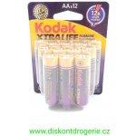 Baterie Kodak Max AA 12ks