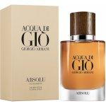 Giorgio Armani Acqua di Gio Absolu parfémovaná voda pánská 75 ml