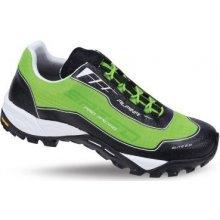 Pánská trekková obuv Alpina SPEED 2.0 nízká, zelené