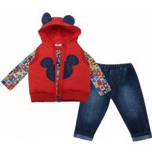 Disney Gilet Set Baby mickey blue