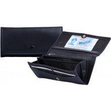 BALLE Dámská kožená peněženka 7045 černá