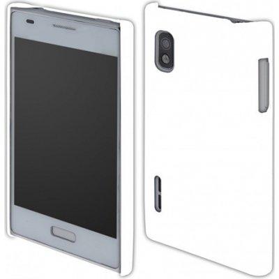 Pouzdro Coby Exclusive LG E610 Optimus L5 bílé