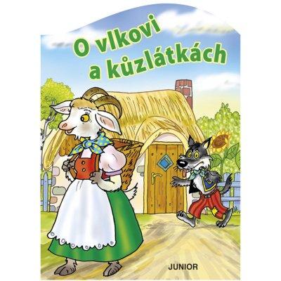 O vlkovi a kůzlátkách - Antonín Šplíchal