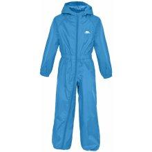 Trespass Chlapecká nepromokavá kombinéza Button modrá