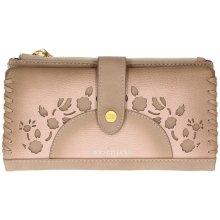 Dogsbybeluchi Módní peněženka Wallet 26409 6 Rose
