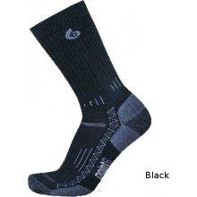 Point6 Hiking Light ponožky černé