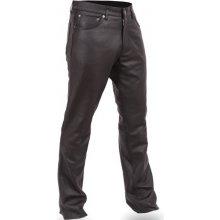 Kožené kalhoty DE LUXE OSX301