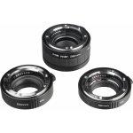 Kenko sada mezikroužků 12/20/36 mm DG pro Nikon