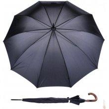 Pánský holový deštník Gents Long AC 36000 černý Doppler