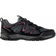 Karrimor Surge WTX dámské Waking Shoes Black