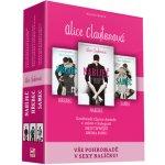 Balíček 3ks pro ženy Samec+Hřebec+Nabíječ - Alice Claytonová