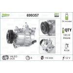 Kompresor, klimatizace VALEO 699357