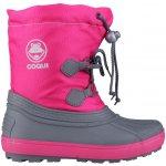 Coqui Bergy dětské zimní boty fuschia