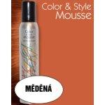 Omeisan Color & Style Mousse tužidlo (měděné) 200 ml