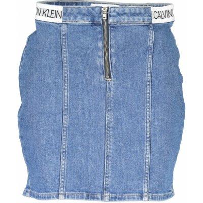 Calvin Klein Dart sukně dámské modrá