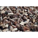 ZAFIDO palivové dřevo tvrdé listnaté 30-35 cm 1xPRMS