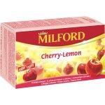 Milford Ovocný čaj třešeň citron 20 x 2,5 g