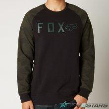 Fox Tresspass Crew Fleece Black černá