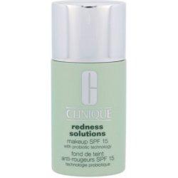 653939d710 Clinique Ochranný make-up proti zarudnutí pleti SPF15 Redness Solutions make -up SPF15 With