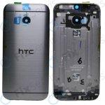 Kryt HTC One M8 zadní šedý
