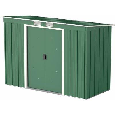 DURAMAX PENT ROOF ECO 3,3 m² zelený