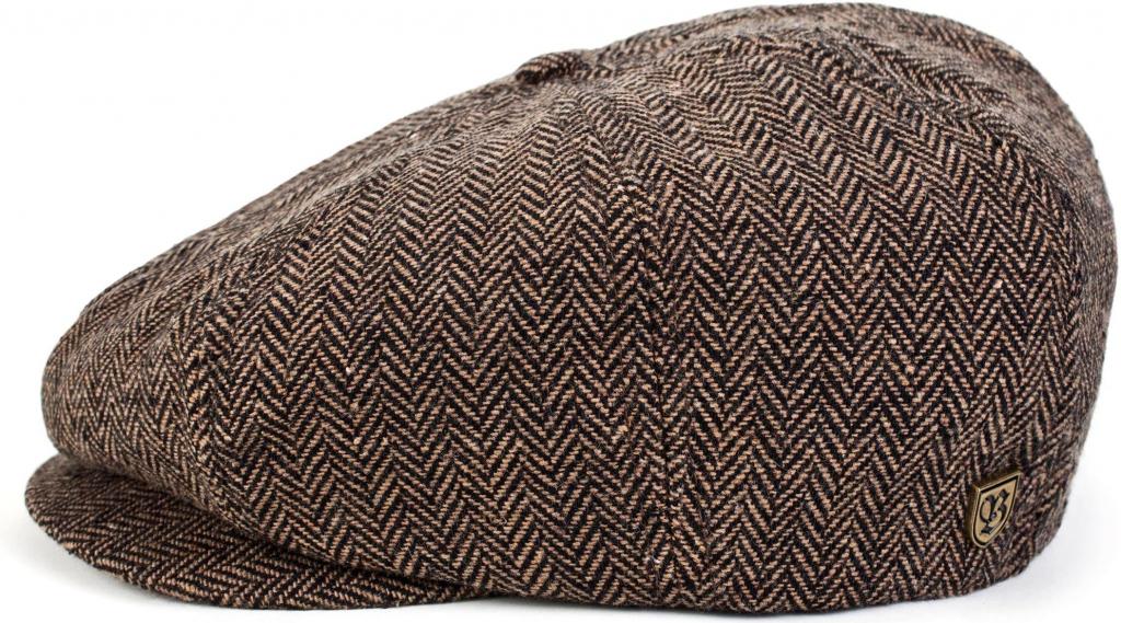 BRIXTON Brood bekovka Brown Khaki 0402 alternativy - Heureka.cz 0ef5172014