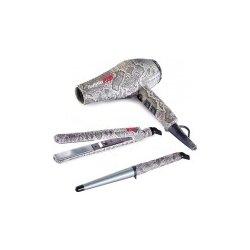 Babyliss Pro SET Python Skin Collection - fén 5589pye + žehlička 2039pye +  kulma 2669pye d67058a7897