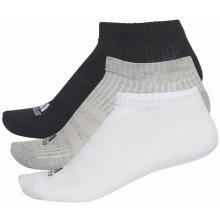 Adidas 3S PERFORMANCE NO-SHOW HALF CUSHIONED 3PP AA2281 06cc612d08