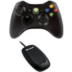 Microsoft Wireless Common Controller PC/X360 USB Port JR9-00010