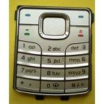 Klávesnice Nokia 6500 slide