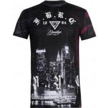 Fabric Midnight City T Shirt Black