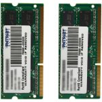 Patriot Signature Line SODIMM DDR3 8GB 1333MHz CL9 (2x4GB) PSD38G1333SK