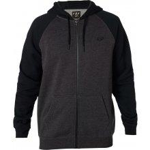 ff365268711 Fox Legacy Zip Fleece Black Charcoal