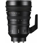 Sony E PZ 18–110 mm F/4 G OSS