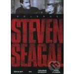 Kolekce stevena seagala: těžko ho zabít + nico + aljaška v plamenech + nemilosrdná spravedlnost, 4 DVD
