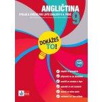 Angličtina 9 - Dokážeš to! - Výklad a cvičení pro lepší znalosti v 9. třídě - Brezigar Barbara a kolektiv