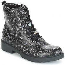 Geox Kotníkové boty Dětské J CASEY GIRL černá 8f64e692de