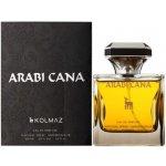 Kolmaz Arabicana parfémovaná voda 100 ml
