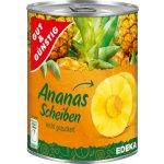 G&G Ananasové plátky, jemně slazené 580ml