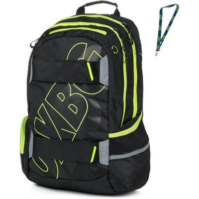 Karton P+P batoh OXY Sport Black Line green